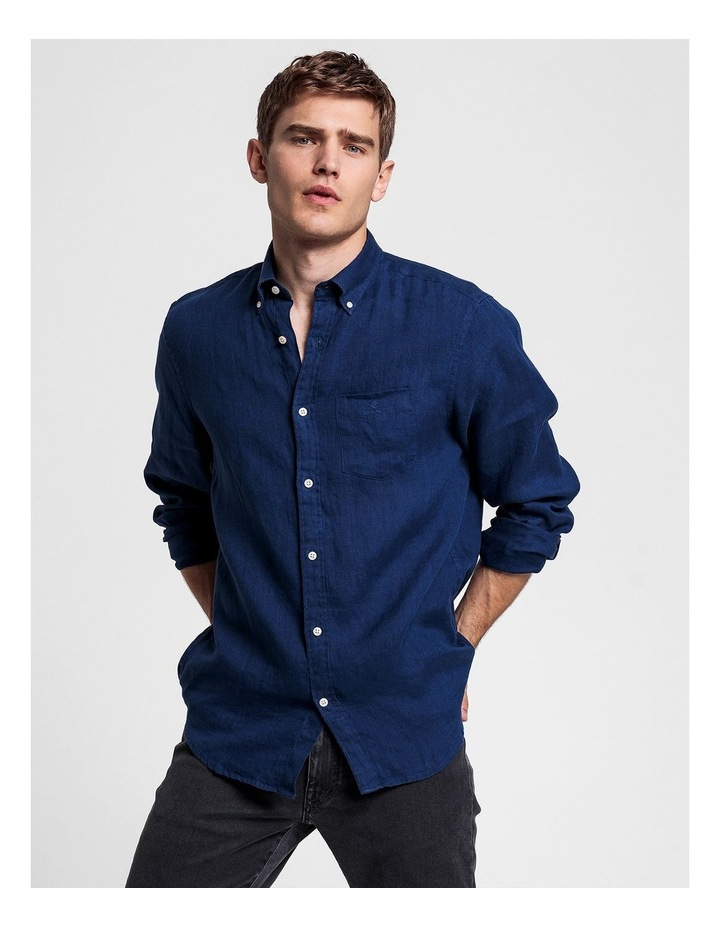 The Linen Long Sleeve Shirt image 1