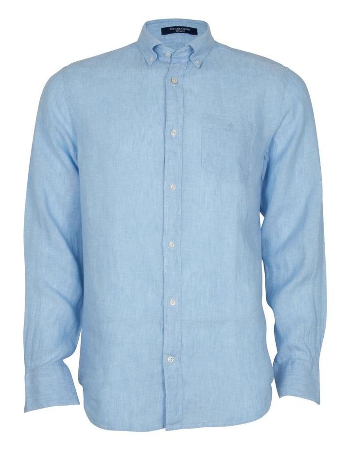 The Linen Long Sleeve Shirt image 1