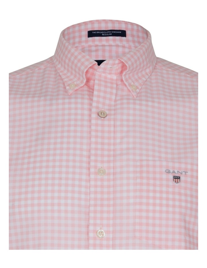 The Broadcloth Gingham Long Sleeve Shirt image 3