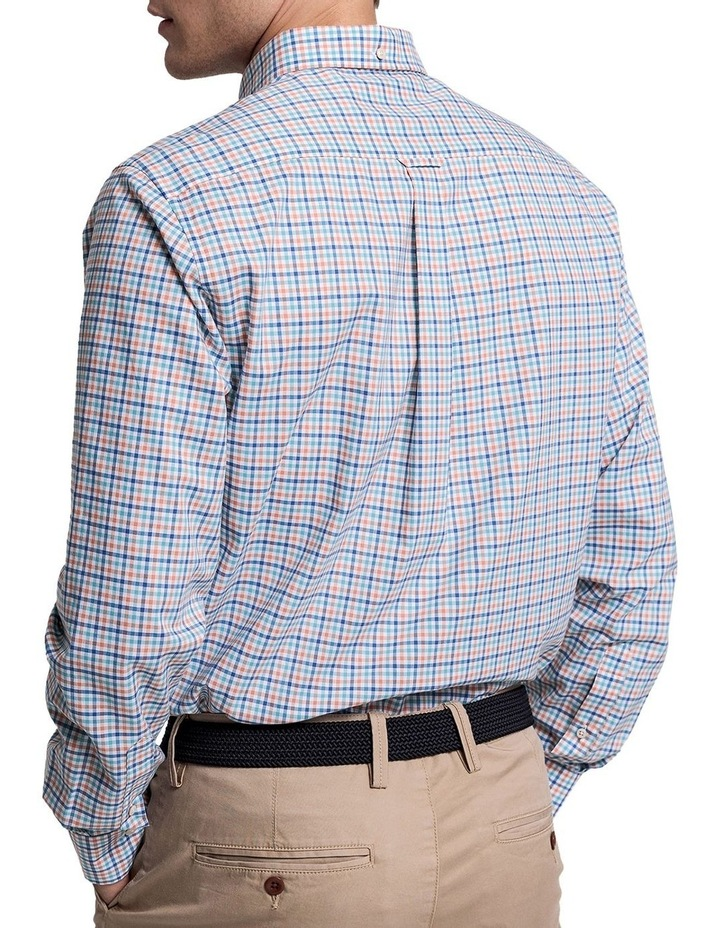 The 3 Colour Gingham Long Sleeve Shirt image 2