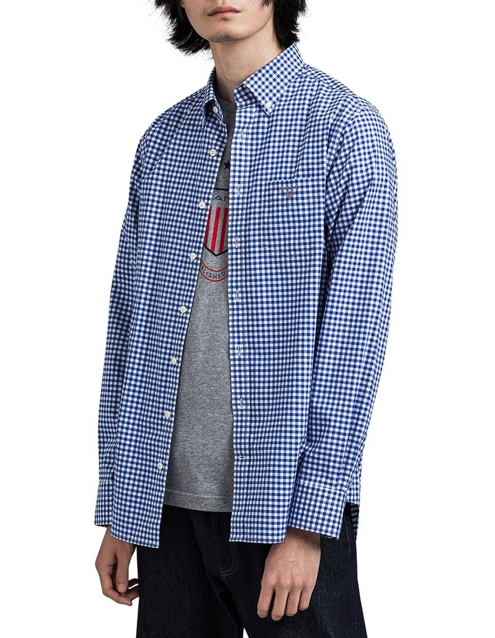 The Broadcloth Gingham Long Sleeve Shirt image 1