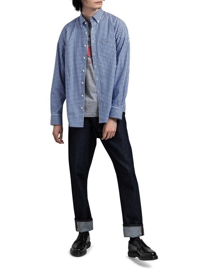 The Broadcloth Gingham Long Sleeve Shirt image 4