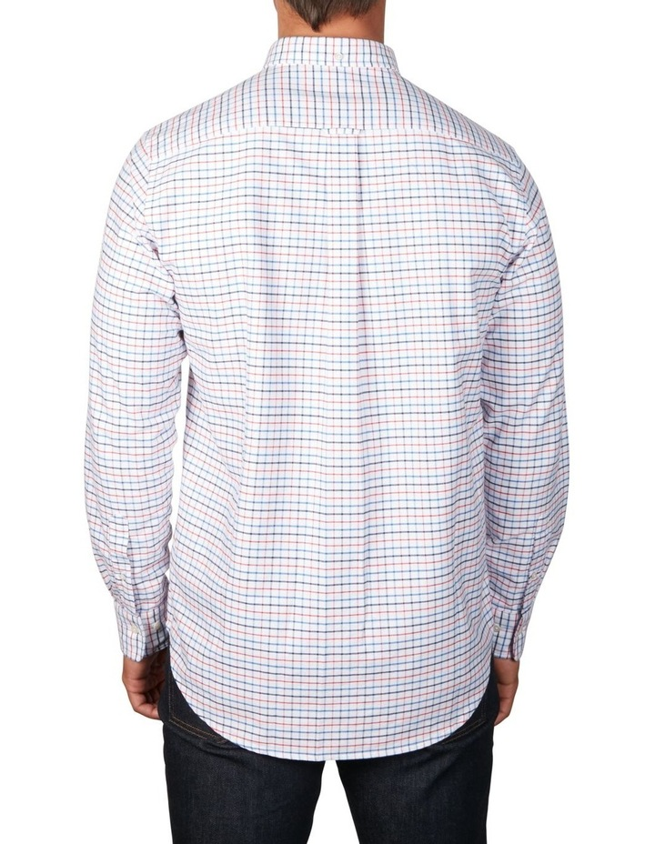 The Beefy Oxford Check Regular Long Sleeve Shirt image 2