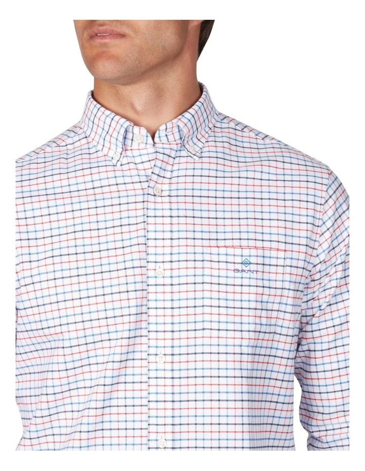 The Beefy Oxford Check Regular Long Sleeve Shirt image 3