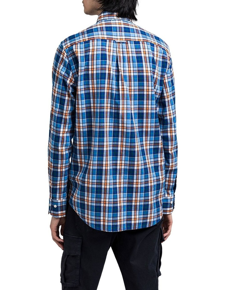 Windblown Oxford Check Long Sleeve Shirt image 2