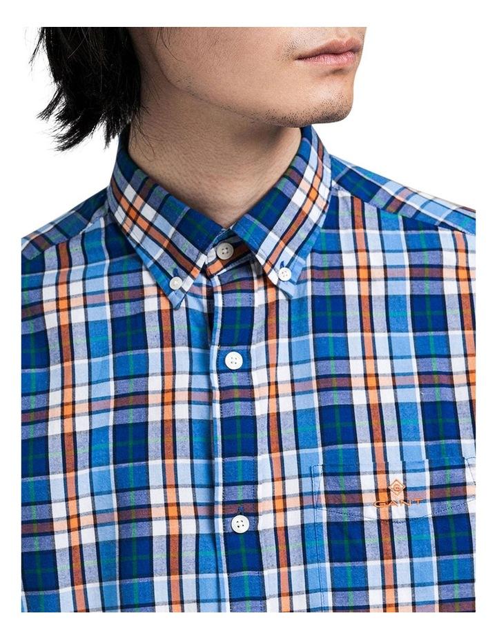 Windblown Oxford Check Long Sleeve Shirt image 4