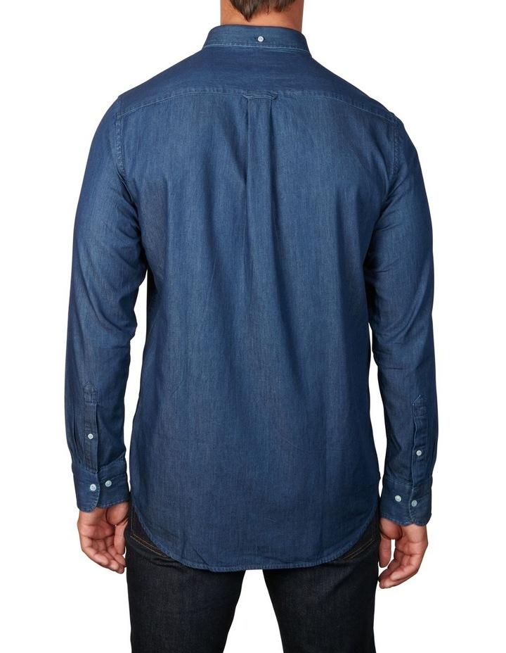 The Indigo Regular Long Sleeve Shirt image 2