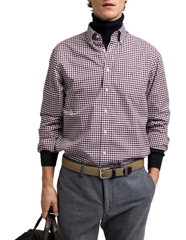 The Broadcloth  Gingham Regular Long Sleeve Shirt image 1