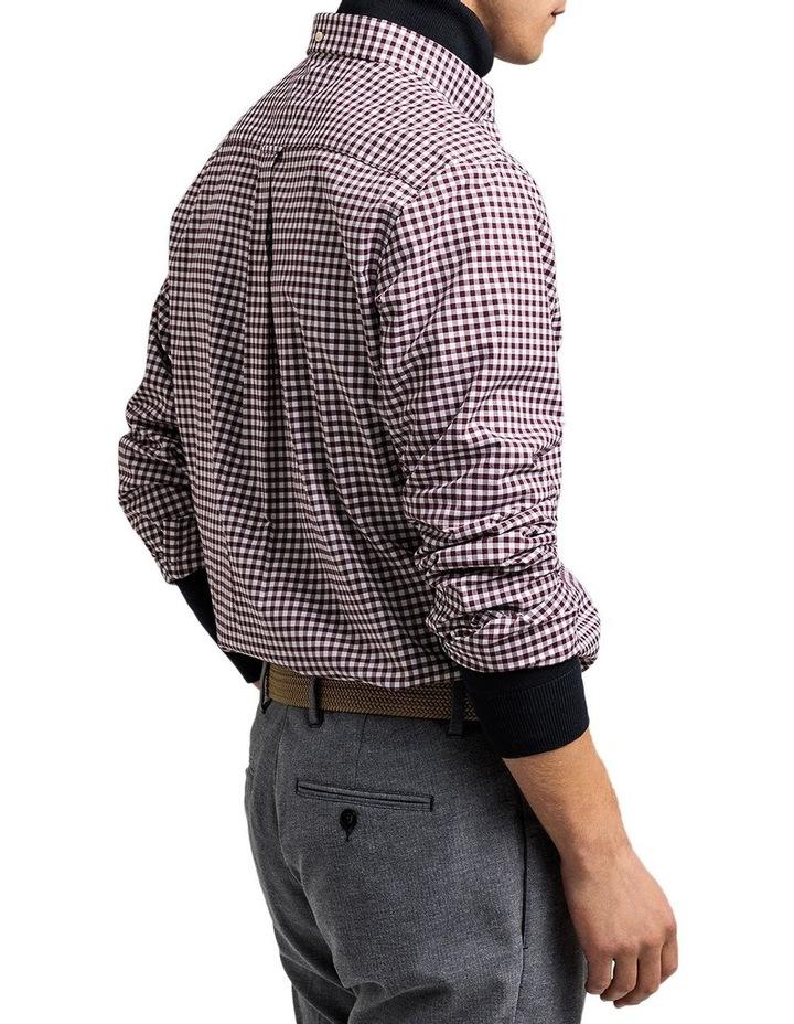 The Broadcloth  Gingham Regular Long Sleeve Shirt image 2