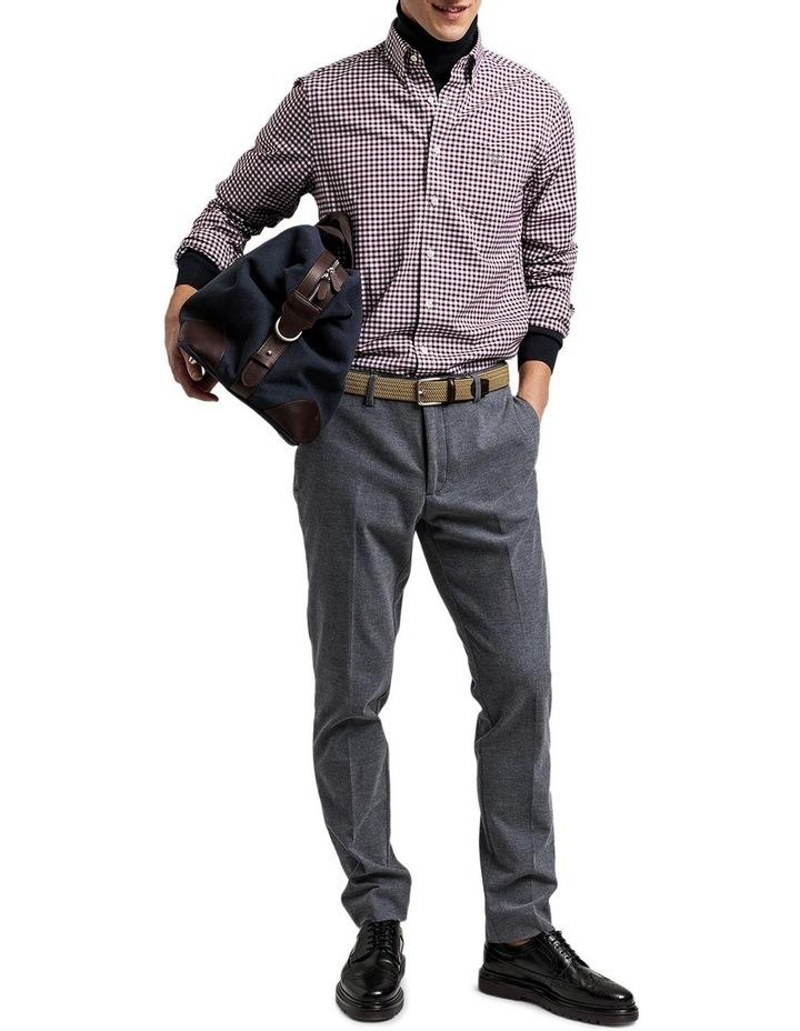The Broadcloth  Gingham Regular Long Sleeve Shirt image 3