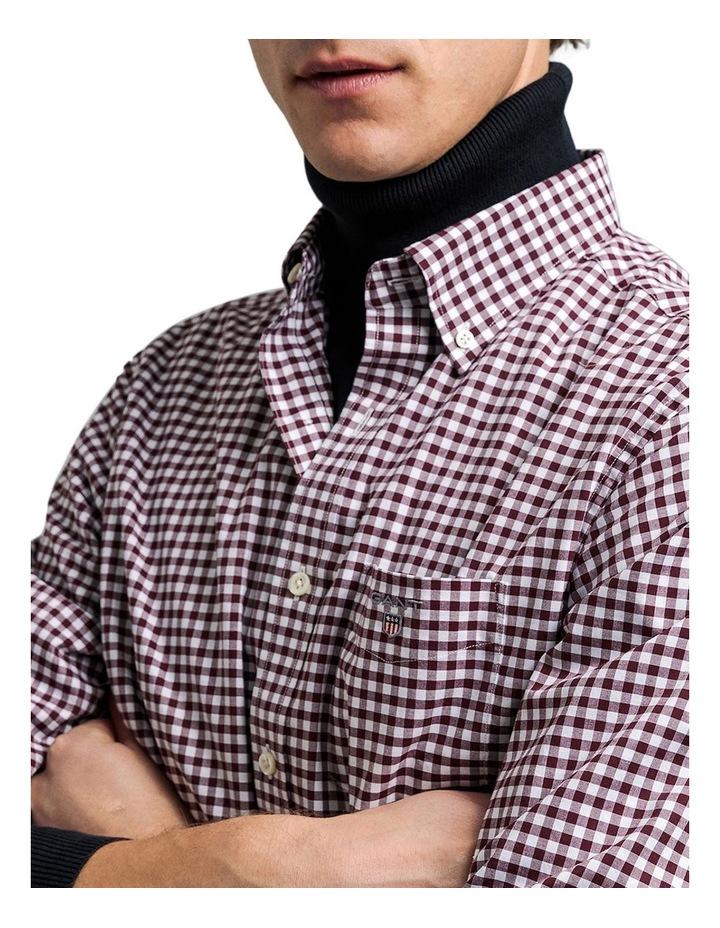 The Broadcloth  Gingham Regular Long Sleeve Shirt image 4