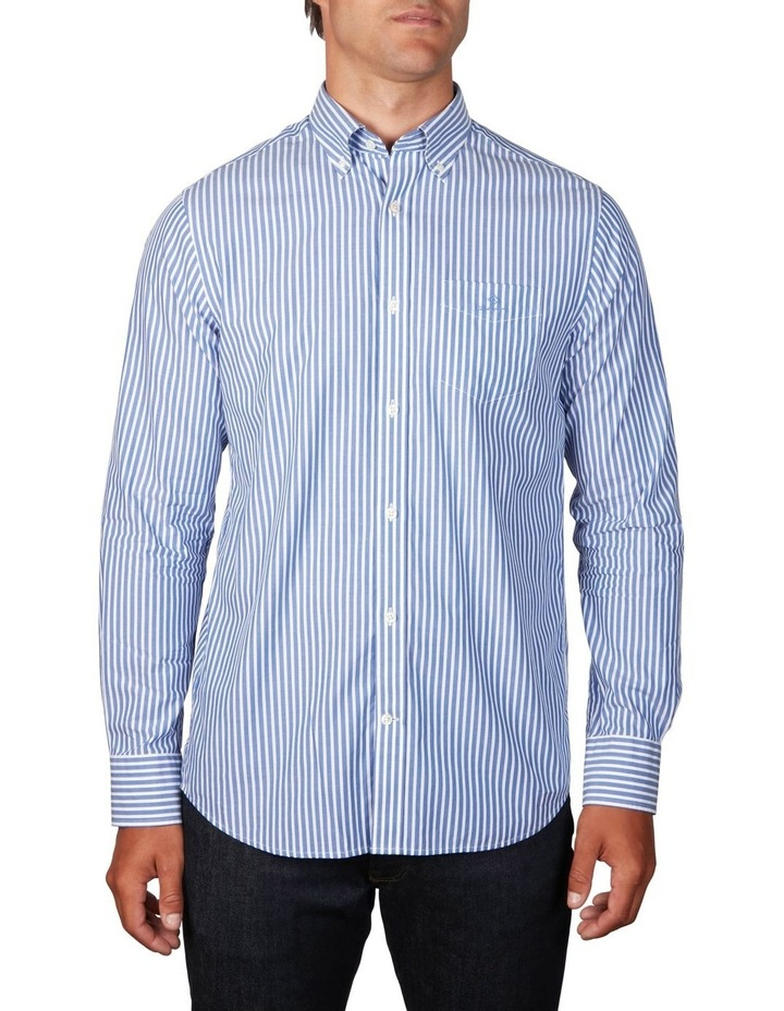 The Broadcloth Stripe Long Sleeve Shirt image 1