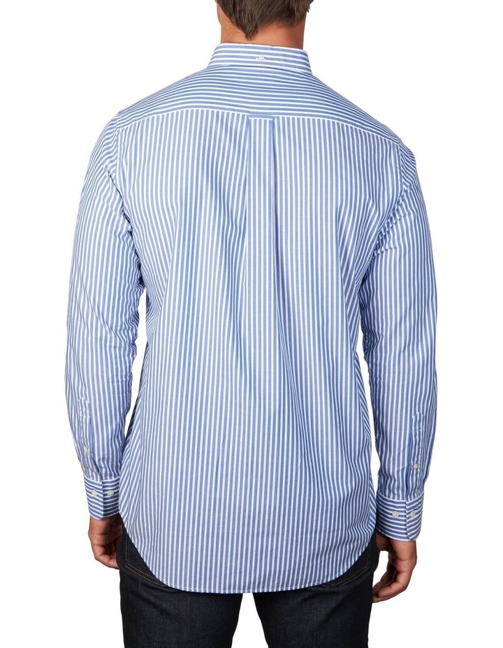 The Broadcloth Stripe Long Sleeve Shirt image 2