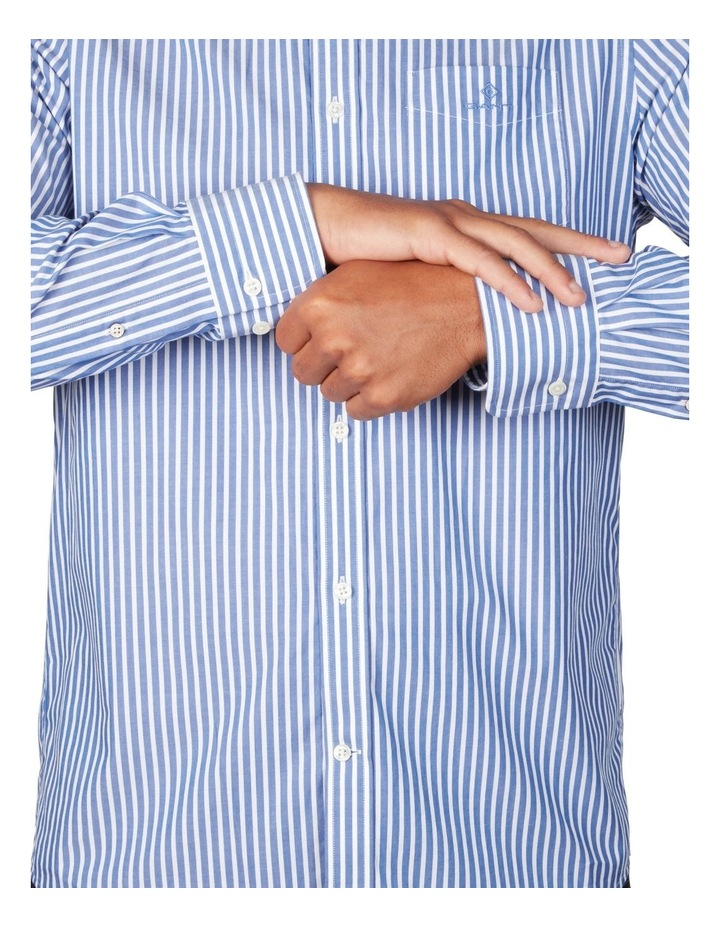 The Broadcloth Stripe Long Sleeve Shirt image 4