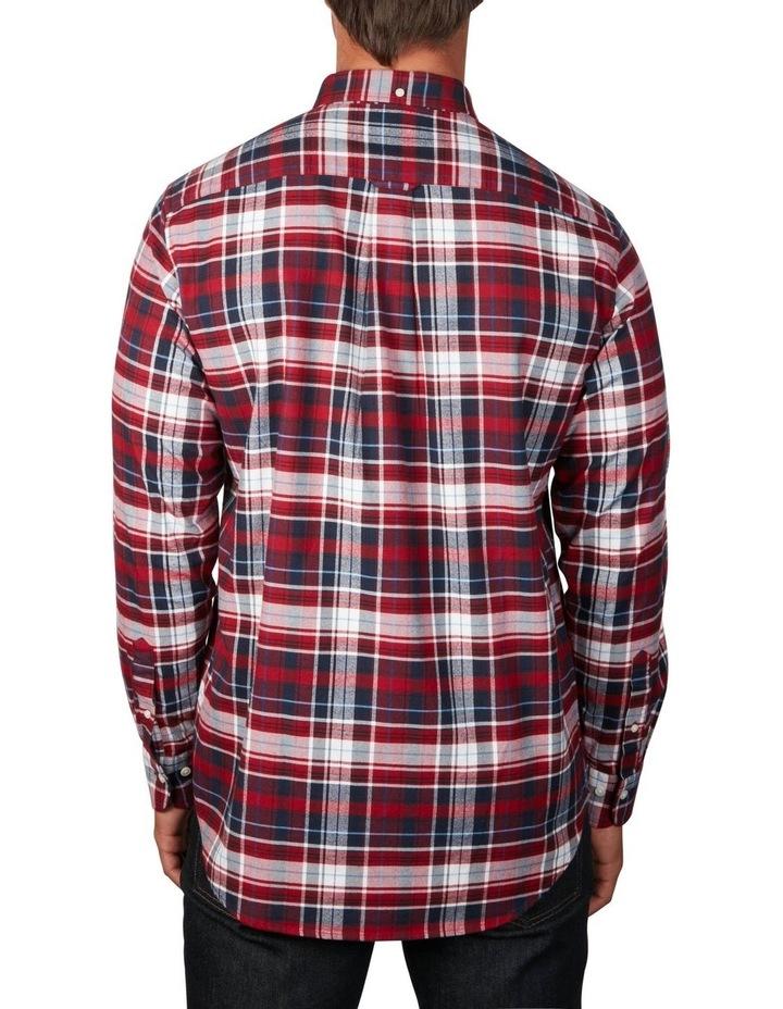 Oxford Plaid Long Sleeve Shirt image 2