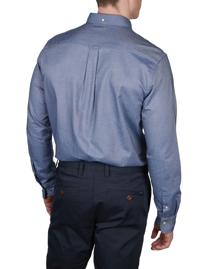 Regular Oxford Broadcloth Long Sleeve Shirt image 2