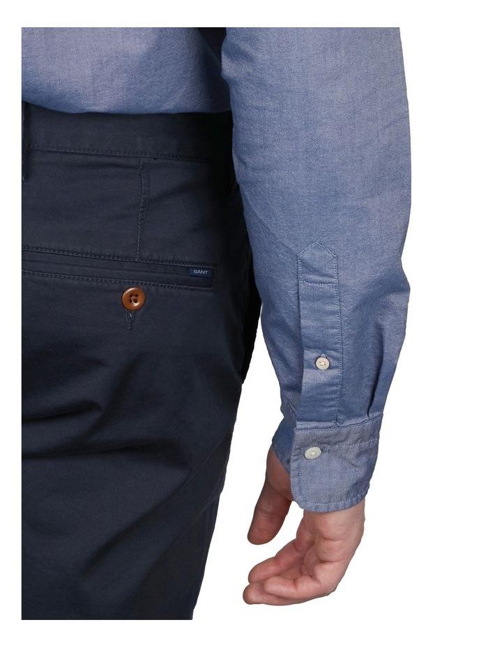 Regular Oxford Broadcloth Long Sleeve Shirt image 4