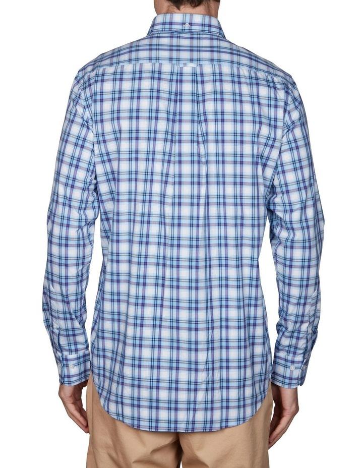 Tech Prep Regular Multi Check Broadcloth Long Sleeve Shirt image 2