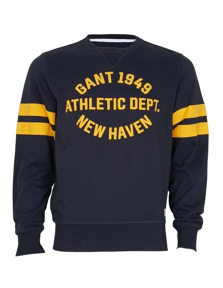 Gant Varsity Crew Neck Sweat image 1