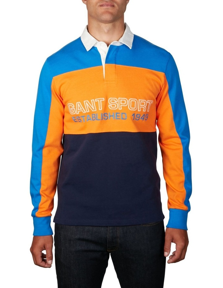 Gant Sport Heavy Rugger Rugby Top image 1
