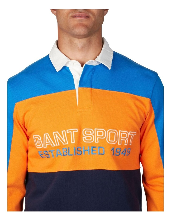 Gant Sport Heavy Rugger Rugby Top image 3