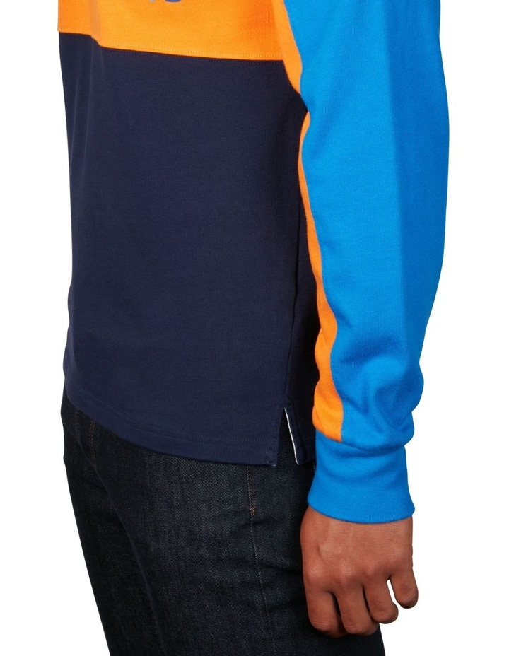 Gant Sport Heavy Rugger Rugby Top image 4