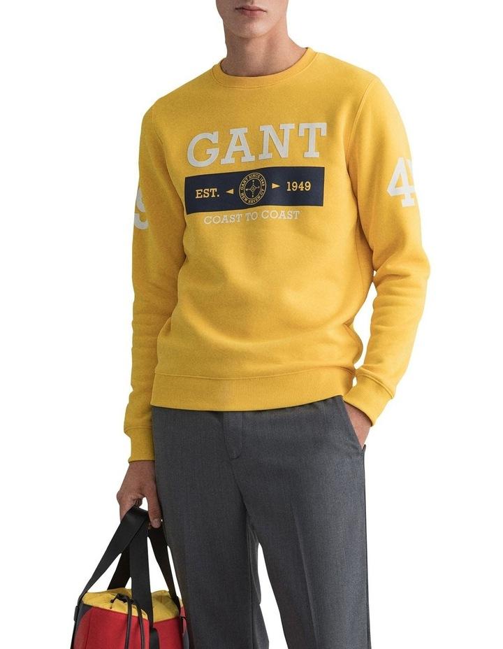 Nautical Crew Neck Sweater image 1