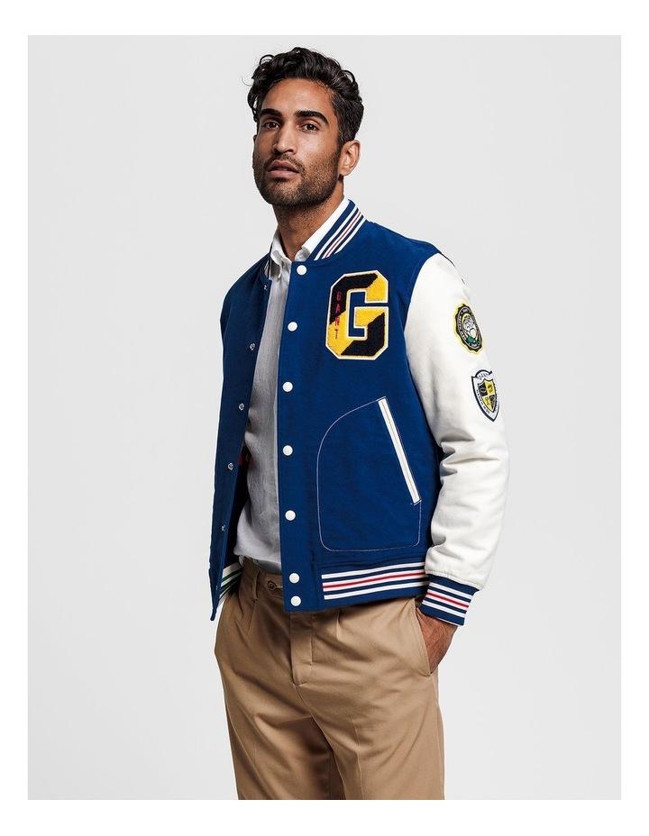 The Gant Spring Varsity Jacket image 1