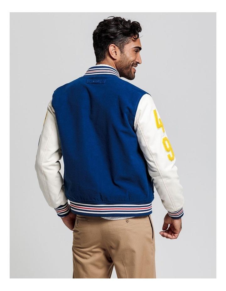 The Gant Spring Varsity Jacket image 2