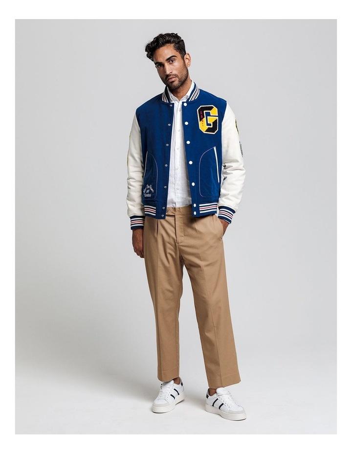 The Gant Spring Varsity Jacket image 4