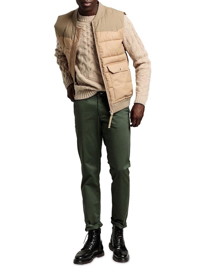 Slim Twill Chino Pants image 1