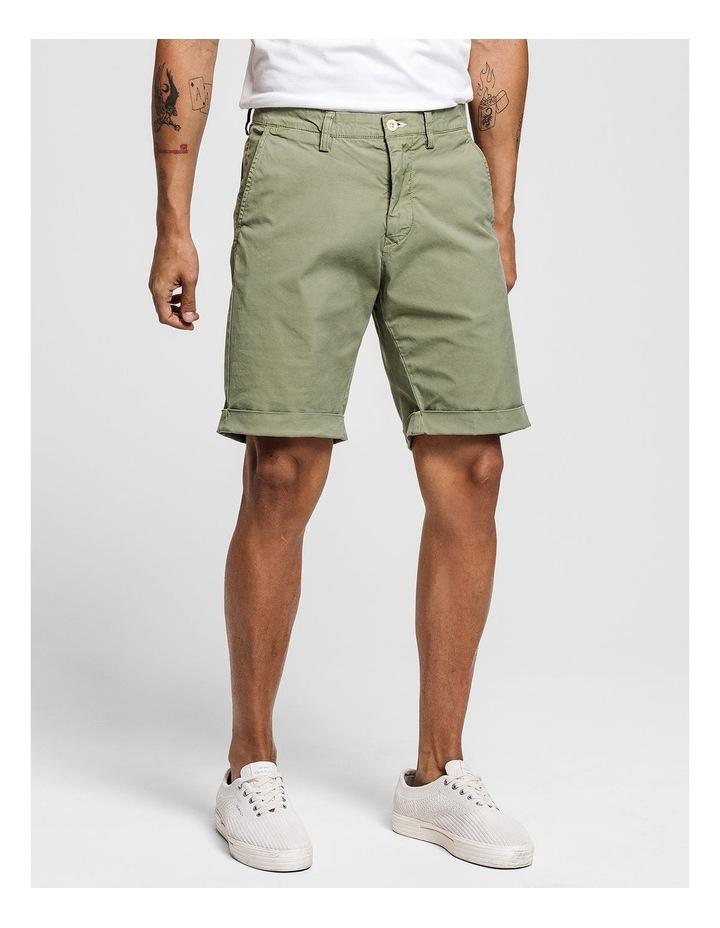 Regular Sunfaded Shorts image 1