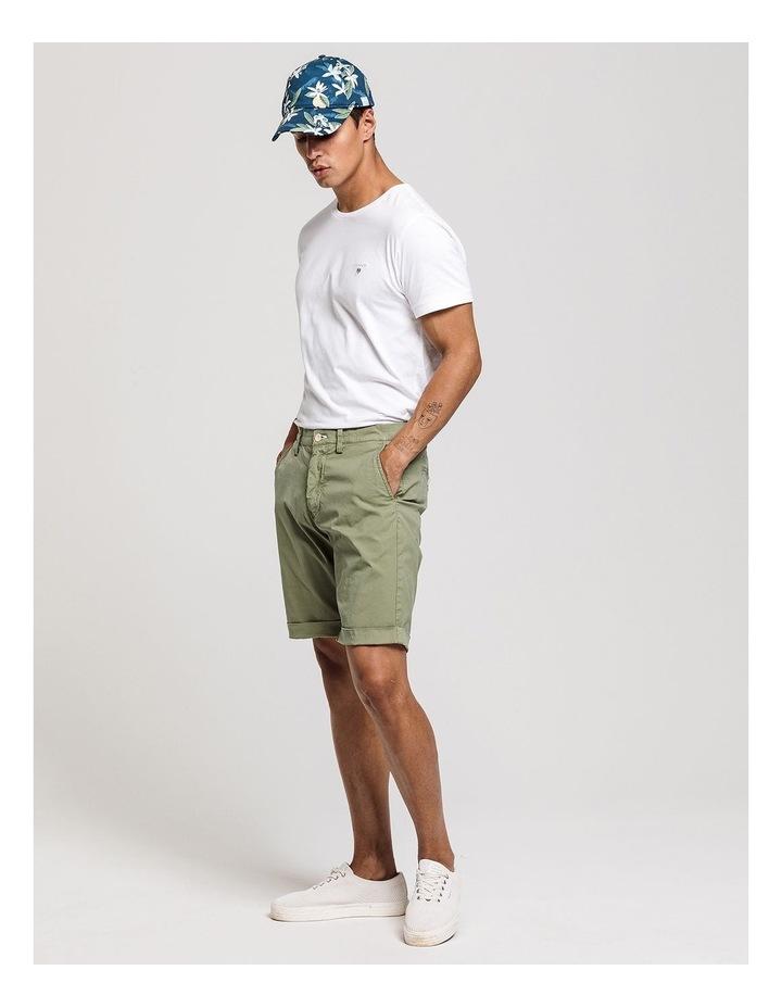 Regular Sunfaded Shorts image 3
