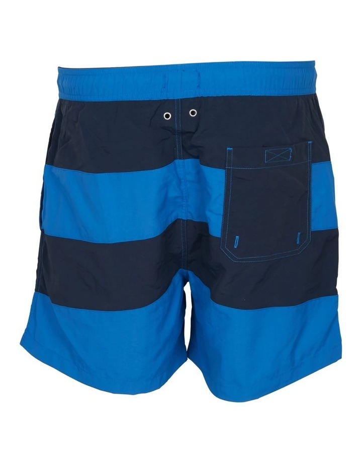 Rugby Stripe Swim Shorts image 2