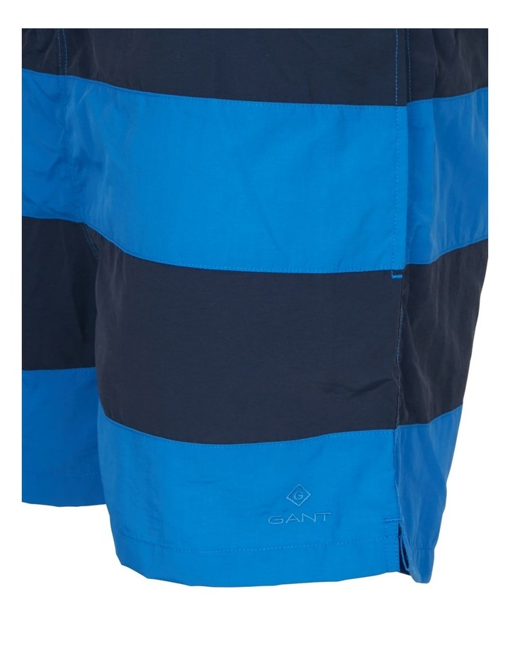 Rugby Stripe Swim Shorts image 3
