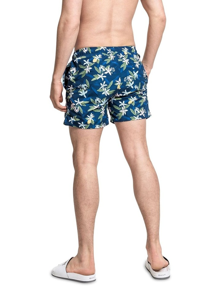 Lemon Flowers Swim Shorts image 2