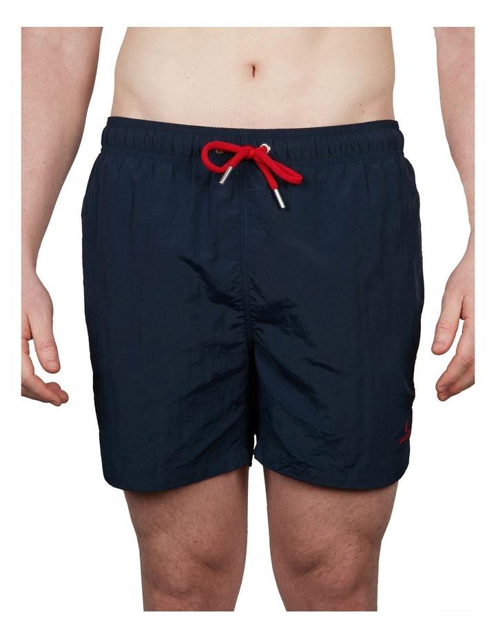 Basic Swim Short Marine Blue image 1