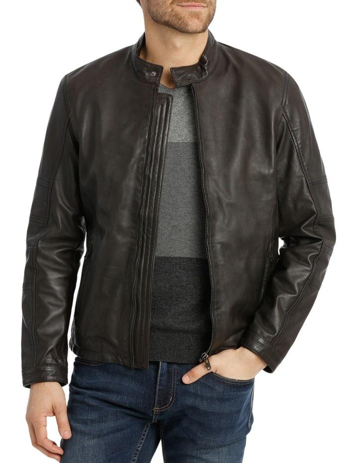 Castle Mountain Leather Jacket image 1