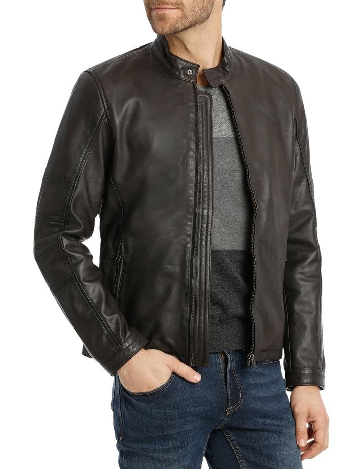 Castle Mountain Leather Jacket image 2
