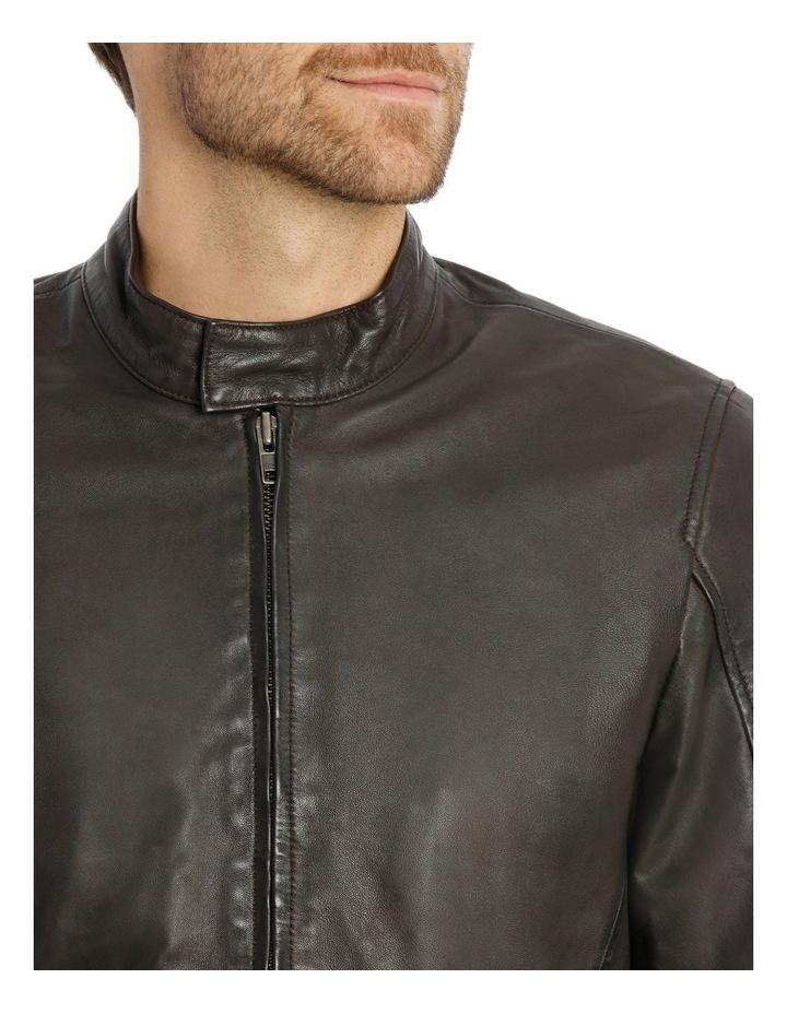 Castle Mountain Leather Jacket image 4
