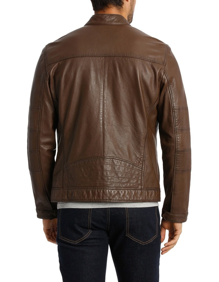 Castle Mountain Leather Jacket image 3