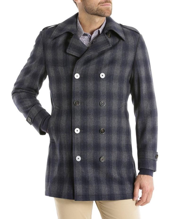 Tobermory Check Melton Jacket image 1