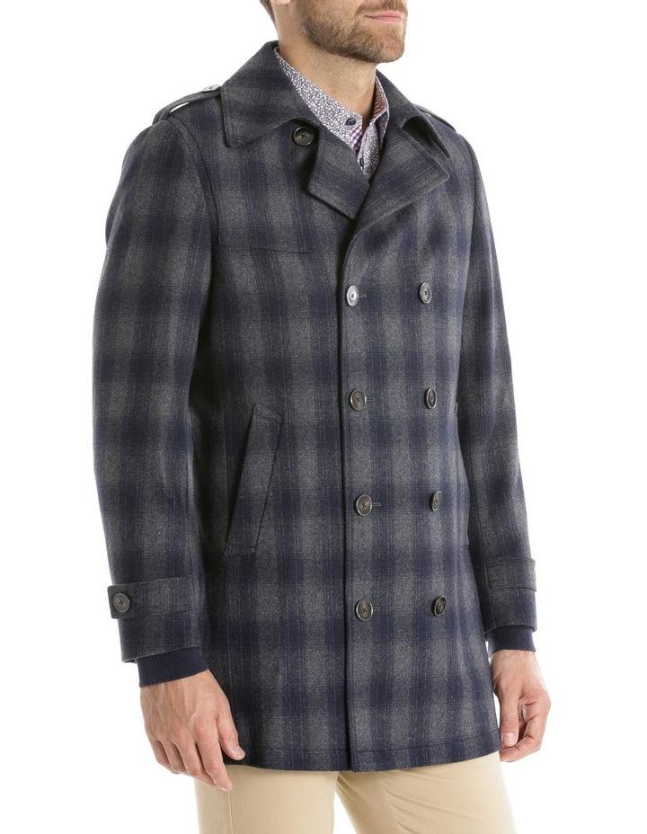 Tobermory Check Melton Jacket image 2