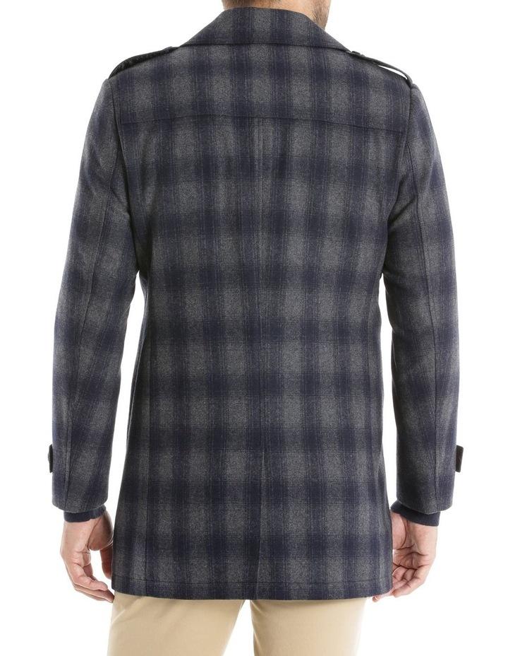 Tobermory Check Melton Jacket image 3