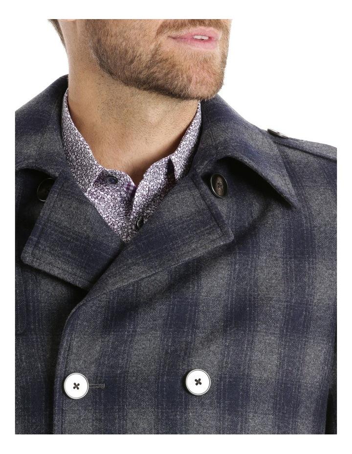 Tobermory Check Melton Jacket image 4