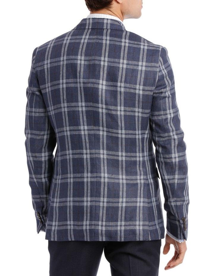 Gerrards Cross Linen Check Blazer image 2