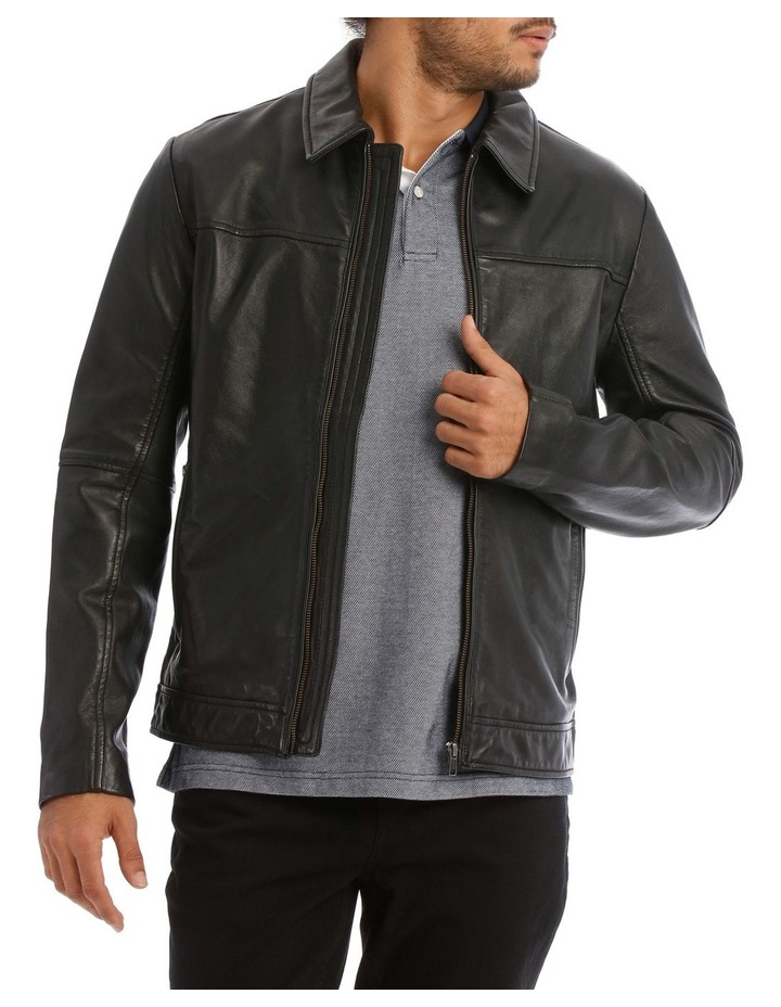 Cullen Bay Leather Jacket image 1