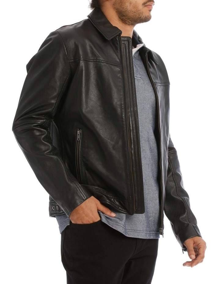 Cullen Bay Leather Jacket image 2