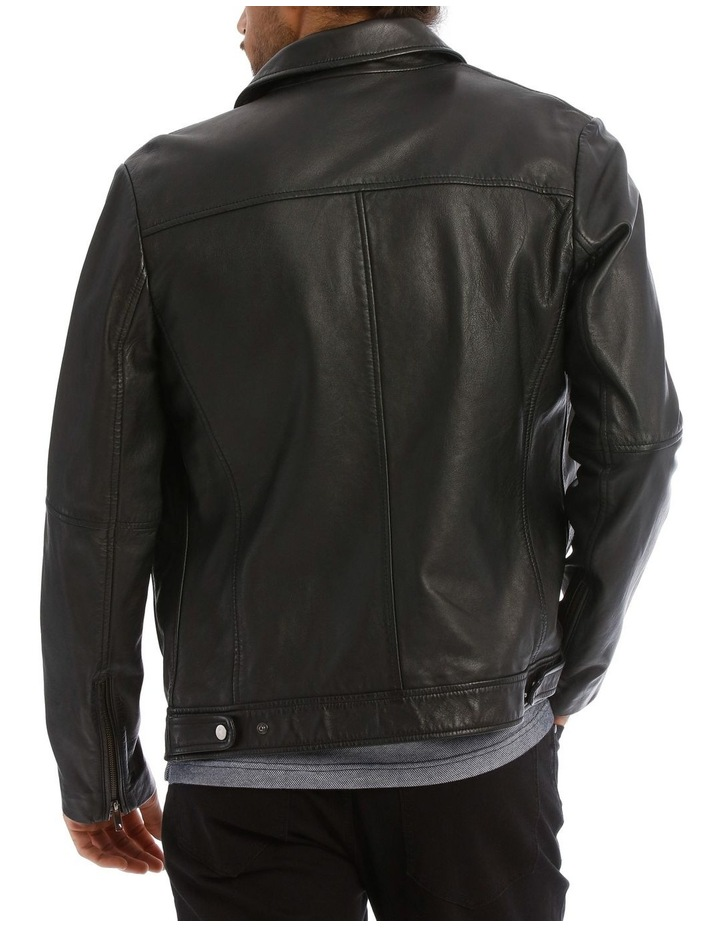 Cullen Bay Leather Jacket image 3