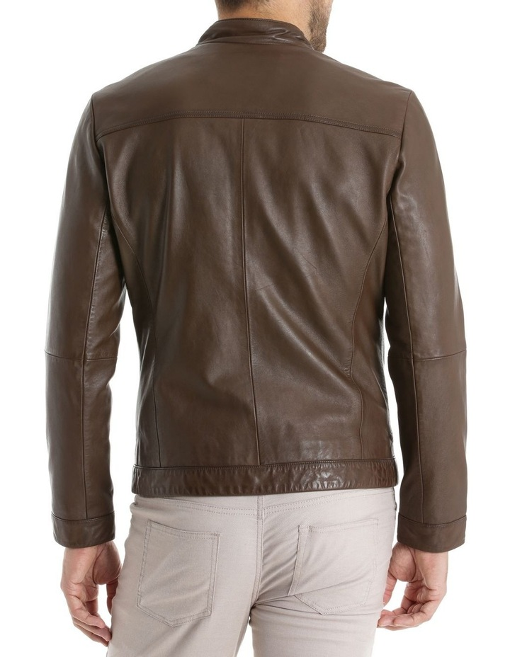 Whitby Leather Jacket image 3
